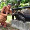 Domáce zvieratká niektorých hotelov na Prasline
