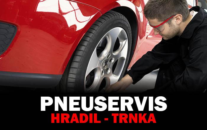 Pneuservis Hradil-Trnka