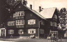 Nejhezčí horské chaty v Jeseníkách: Chata Rejvíz (dříve Noskova chata)