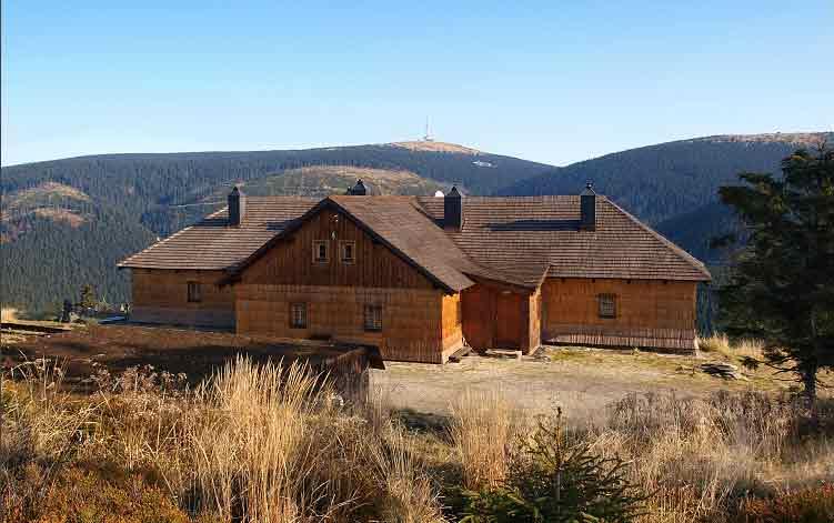 Jesenické horské chaty: Františkova myslivna