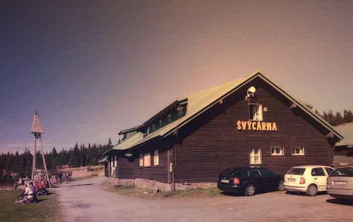 Představujeme jesenické horské chaty: Švýcárna