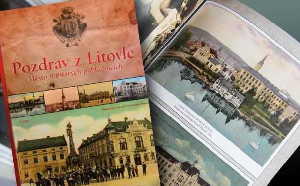 """Posledních 10 kusů obrazové knihy """"Pozdrav z Litovle"""""""