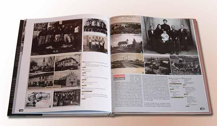 "Kniha ""Šternbersko napříč časem 1850-1945"""