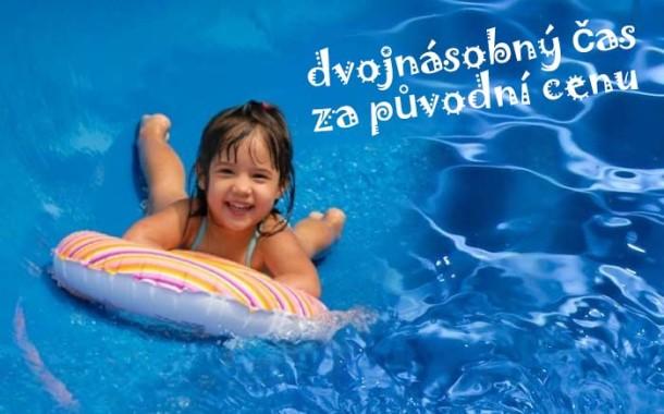 Dobrá zpráva pro milovníky vodních radovánek