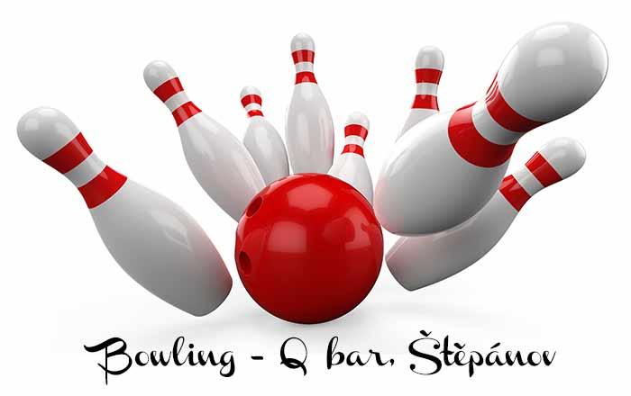 Bowling – Q Bar, Štěpánov