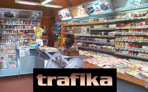 Trafika Škurková