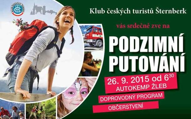 Pozvánka – podzimní turistická akce