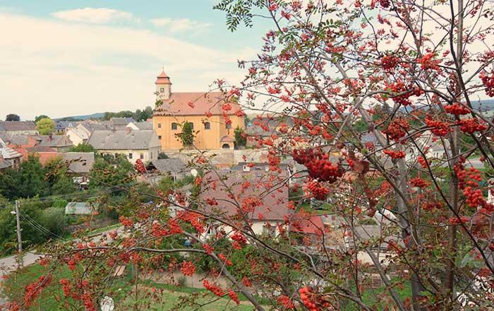 Úsov: Lesnické muzeum, historická výstava, židovský hřbitov a krásná vyhlídka pod šibeničním vrchem