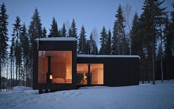 Inspirace: 78m2 ve strohém skandinávském stylu