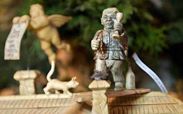 Loštický dřevěný betlém – videopozvánka