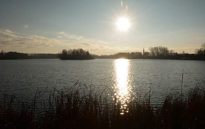 Chomoutovské jezero
