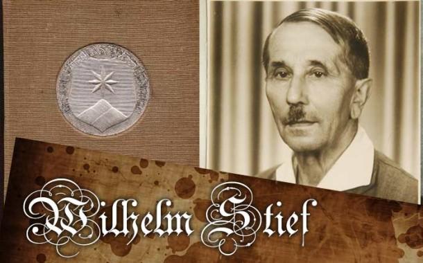 Stief, Wilhelm – kronikář a historik