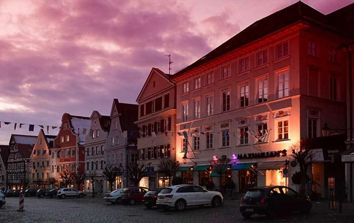 Gunzburg – zápisky z cesty