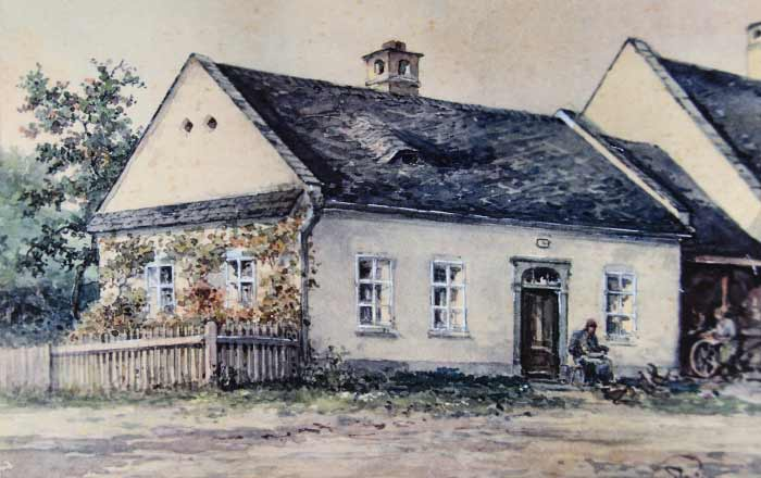 Kaspar, Paul – šternberský mistr akvarelu a krajinomalby