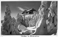 Chaty Hrubého Jeseníku: Jiřího chata na Šeráku
