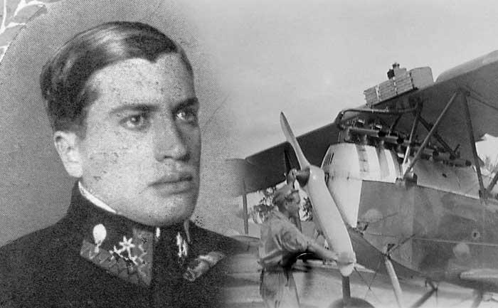 Alphons Korsitzky – stíhací pilot ze Šternberka
