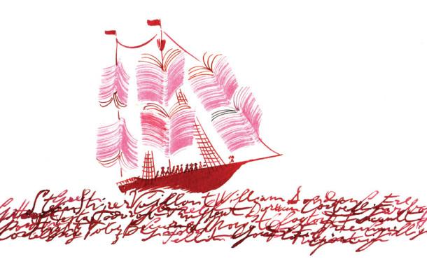 Alessandro Sanna, ŘEKA (tip na krásnou knihu)