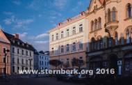 Městské byty ve Šternberku