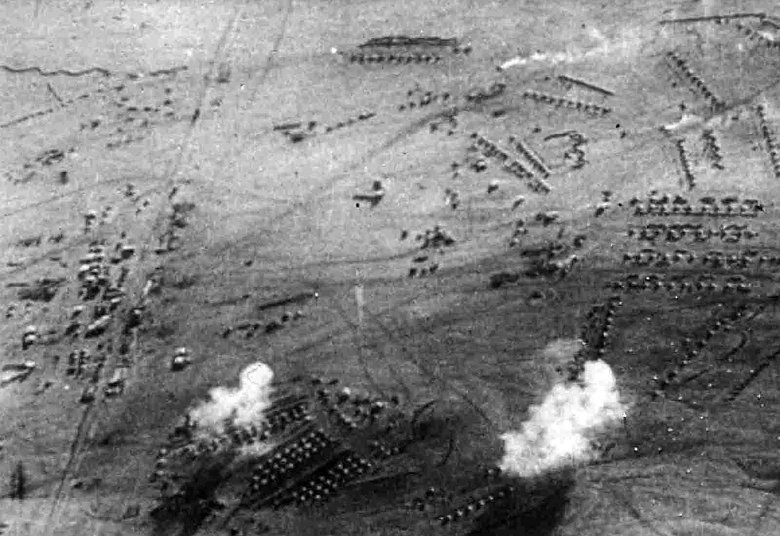 Bombardement_Tschaukaib_1914
