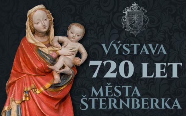 Výstava 720 let města Šternberka