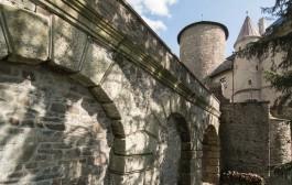 Liechtenstienská dominia střední Moravy – výstava na hradě Šternberk, plus pár fotek