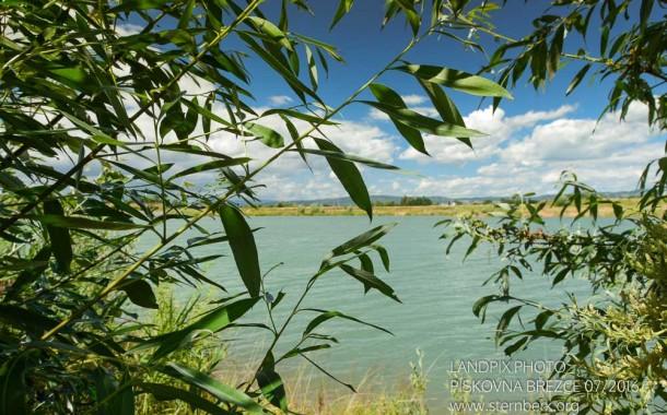 Léto na Hané – pískovna v Březcích