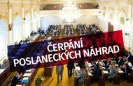 Čerpání poslaneckých náhrad: poslanec ze Šternberka opět na stupních vítězů