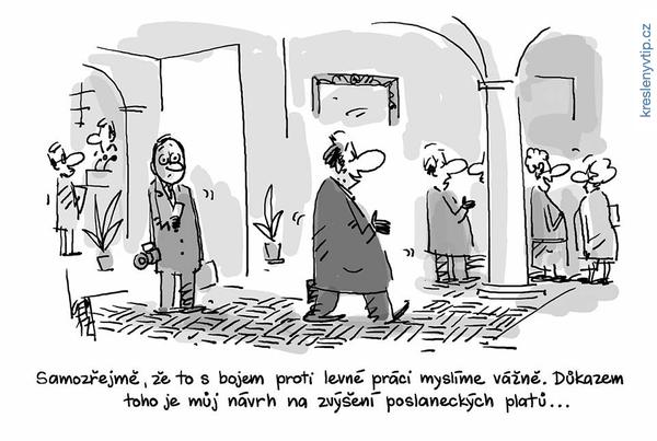 Poslanecké náhrady za rok 2016: jak si vede místní poslanec Jiří Zemánek?