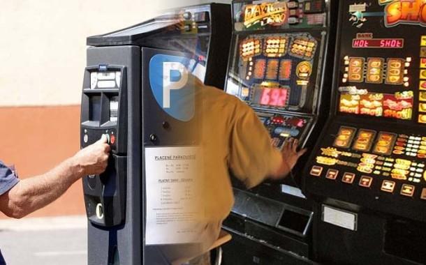 Šternberk postrádá stovky tisíc z parkovacích automatů. Místní spekulují, že skončily v hernách