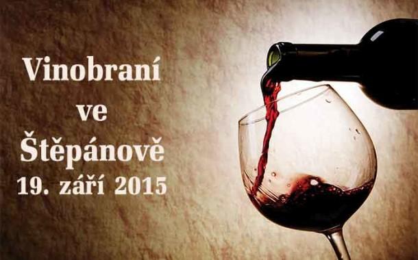 Pozvánka: vinobraní ve Štěpánově