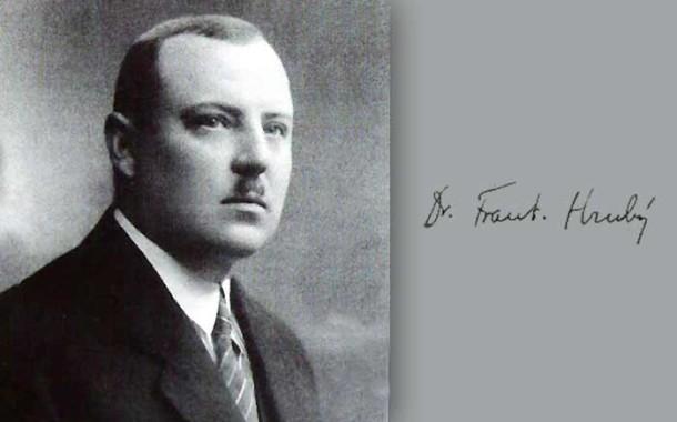 Hrubý, František, prof., PhDr. – historik, odborný spisovatel, editor, moravský archivář