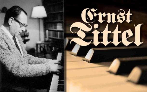 TITTEL, Ernst – hudební skladatel a pedagog, hudební teoretik a historik, varhaník