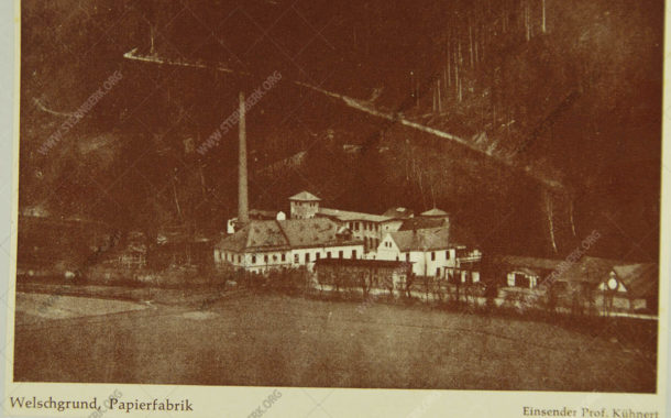 Valšovský důl
