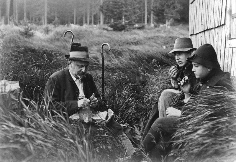 Desatero přikázaní MSSGV horským turistům v Jeseníkách (1923)